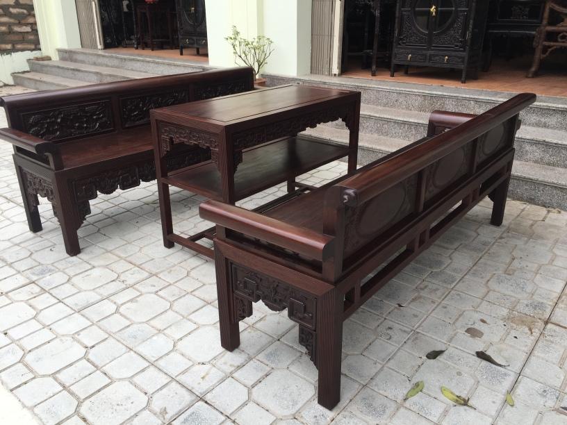 Tư vấn địa chỉ bán bàn ghế gỗ ở Bình Dương chất lượng – Chuyên trường kỷ gỗ, sập gụ tủ chè